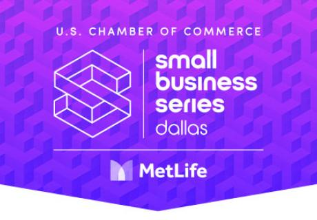 Small Business Series - Dallas Header Graphic