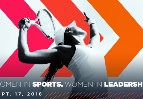 Sports Forward 2018 Event Graphic