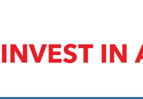 Invest in America! logo