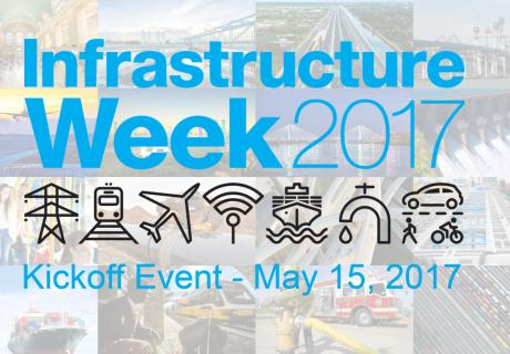 Title Slide for Infrastructure Week