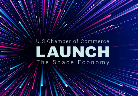 Launch Event promotional graphic