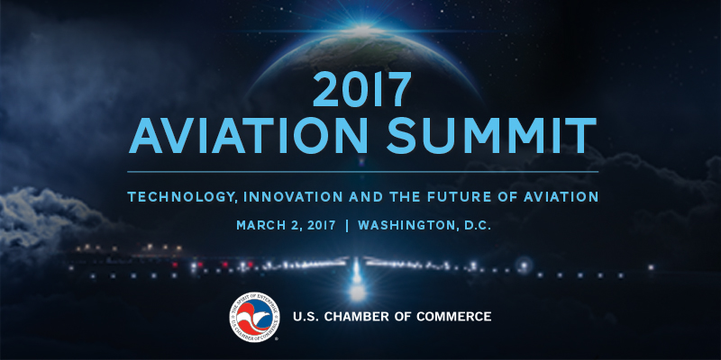 2017 Aviation Summit banner