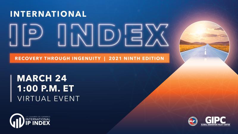 IP Index Event Graphic