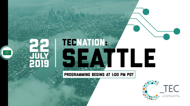 TecNation Seattle - Key Grahpic
