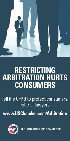 Restricting Arbitration Hurts Consumers