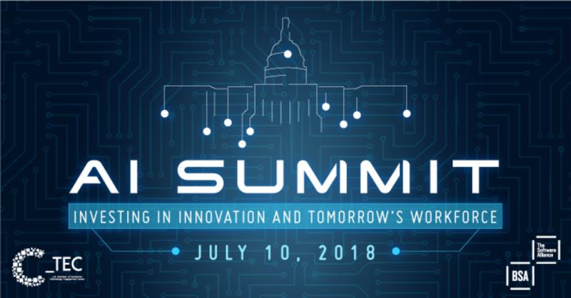 AI Summit banner