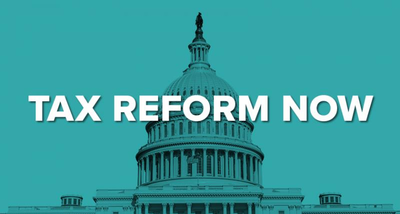 Tax Reform Now