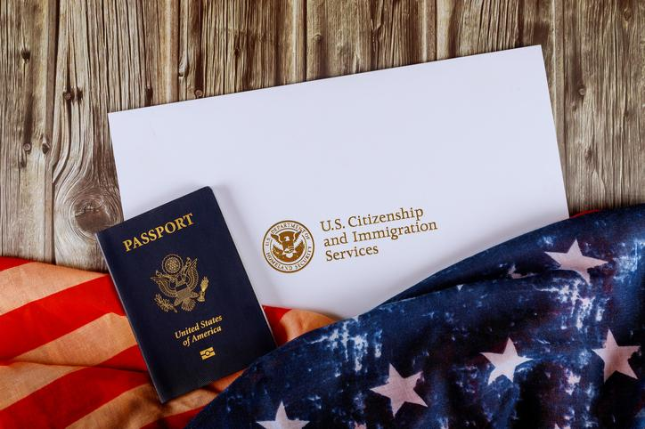 U.S. citizenship and immigration document
