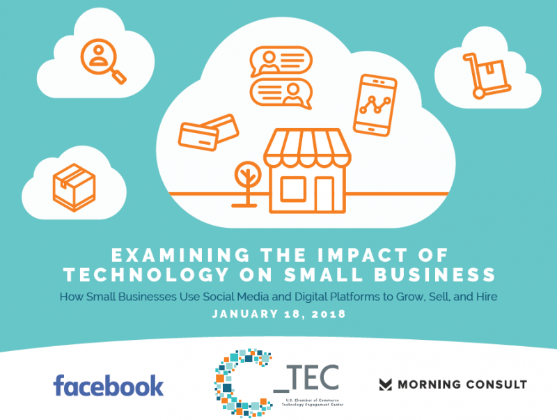 CTEC Facebook small business report cover