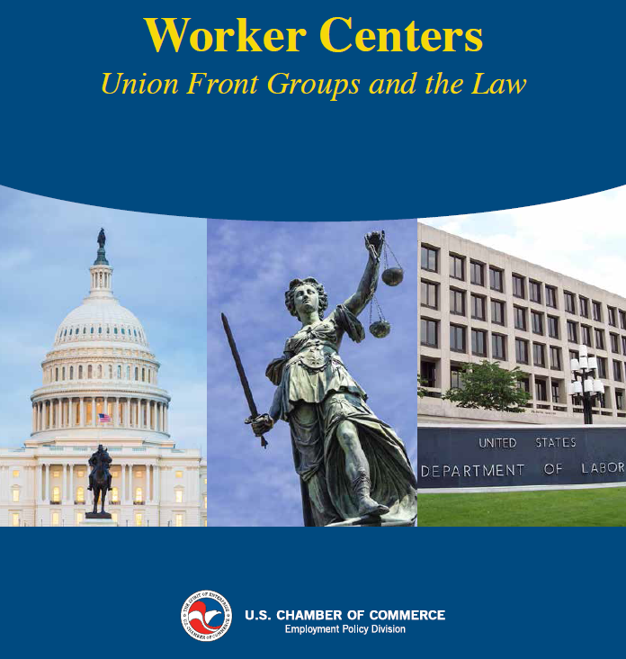 Worker Centers: Union Front Groups and the Law