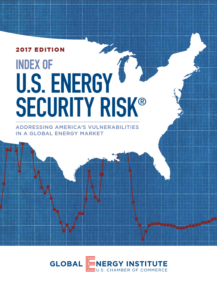Index of U.S. Energy Security Risk: 2017 Edition