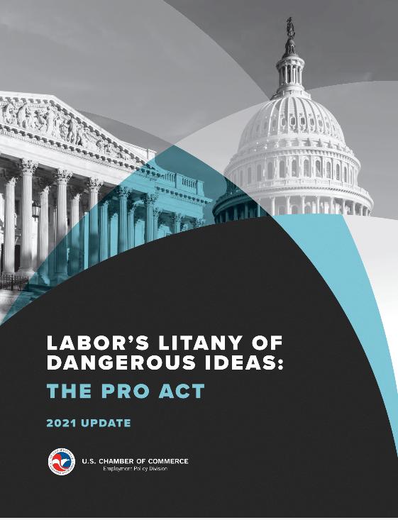 Labor's Litany of Dangerous Ideas Cover