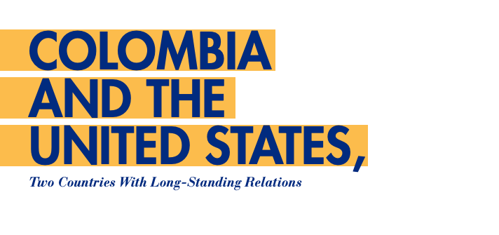 Colombia and the United States header