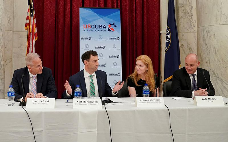 U.S. Cuba Business Council Summit