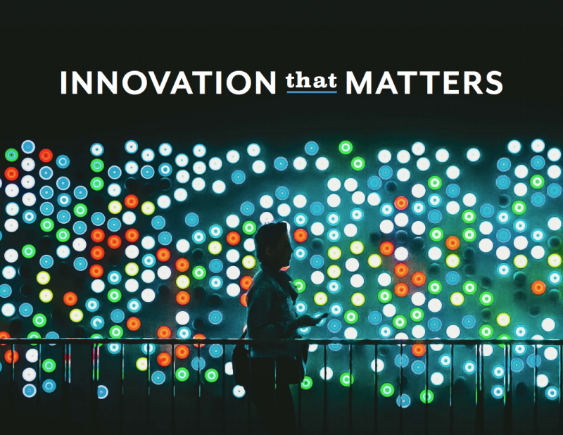 Innovation That Matters 2017 Cover Image