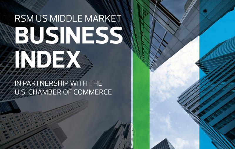 Middle market index logo