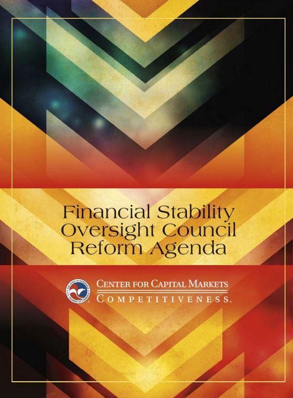 FSOC Reform Agenda cover