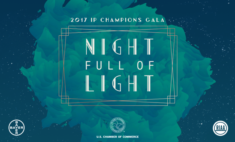 night full of light event graphic