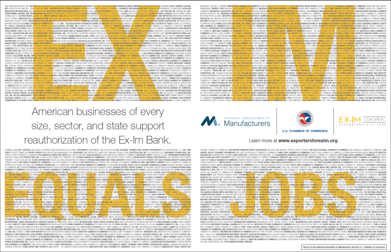 Joint Ex-Im Ad