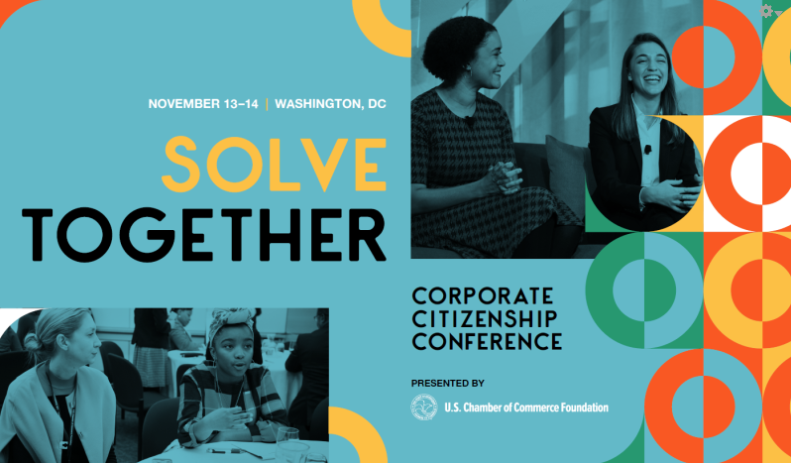 Solve Together Event Graphic