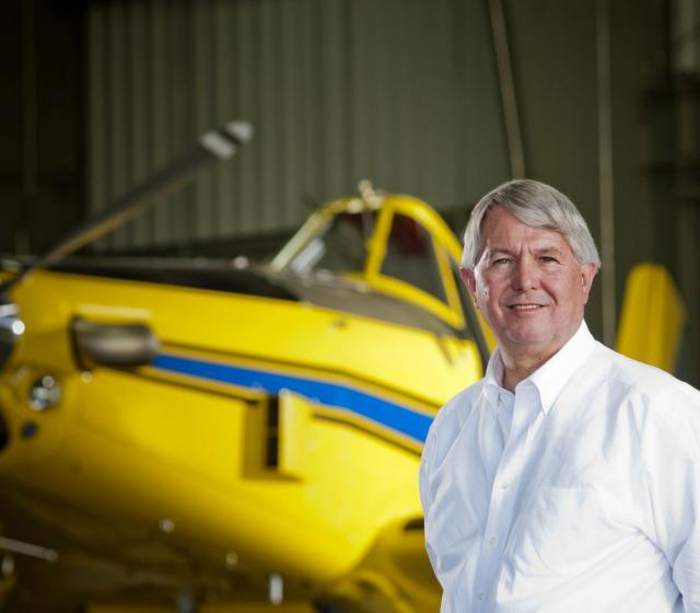 David Icker, VP of Finance, Air Tractor