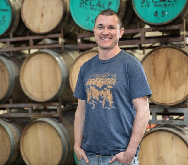 Kevin Selvy CEO of Crazy Mountain Brewery