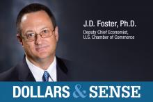 J.D. Foster, Deputy Chief Economist, U.S. Chamber of Commerce