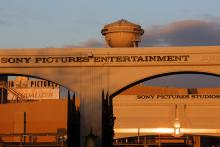Photo of the Sony Pictures Studios lot