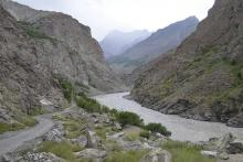 The proposed dam could provide 4,500 megawatts of energy for Pakistan.