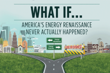 What If...America's Energy Renaissance Never Actually Happened?
