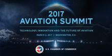 2017 Aviation Summit banner