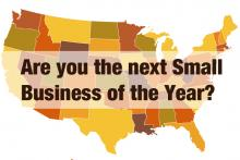 Apply for the next DREAM BIG Small Business of the Year Award