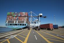 U.S. port
