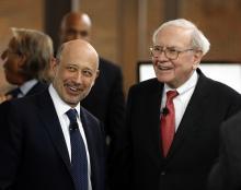 Buffett and Blankfein