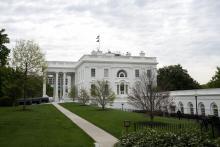 White House Photo - Bloomberg