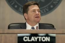 Jay Clayton, chairman of U.S. Securities and Exchange Commission.