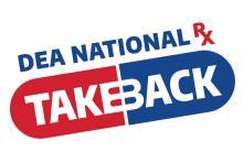 DEA National Prescription Drug Take Back Day