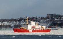 U.S. Coast Guard Ice Breaker