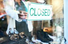 small business closing COVID