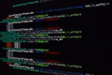 Russian Computer code