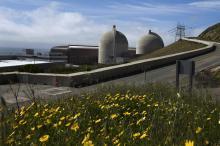 PG&E's Diablo Canyon nuclear power plant