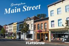 Postcards from Main Street on Infrastructure