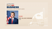 Back to Business - Blake Moore