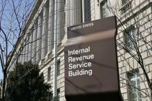 The Internal Revenue Service headquarters in Washington, D.C.