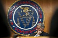 Federal Communications Commission Chairman Tom Wheeler at a Net Neutrality hearing.