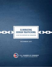 Eliminating Human Trafficking