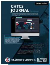 CHTCS Journal Special Edition Cover