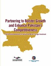 Pakistan Competitiveness Report Cover Image