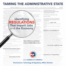Taming the Administrative State Report Cover