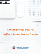 Saving for the future cover
